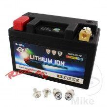 Batterie Motorrad HJP14B-FP Skyrich Lithium-Ionen mit Anzeige und Überladeschutz