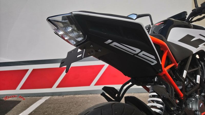 Kennzeichenhalter KTM DUKE 125