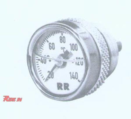 RR-Öltemperatur-Direktanzeiger