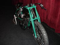 Projekt S Rolling chassis