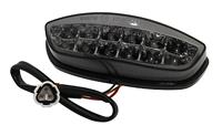 LED Rücklicht schwarz getönt für die Yamaha YZF-R 125