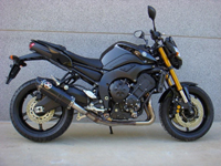 IXIL Schalldämpfer Conical Extrem Shorty Yamaha FZ 8