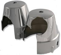 Untere  Gehäuseschalen für Tacho-Drehzahlmesser