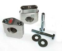Lenkerklemmböcke Booster 28,5 mm von ABM