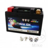 Batterie Motorrad HJP9-FP Skyrich Lithium-Ionen mit Anzeige und Überladeschutz