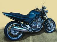 Heckteil XJ 600 S/N