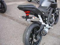 Kennzeichenhalter Yamaha MT 125