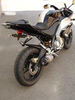 License plate bracket Yamaha YZF-R 125